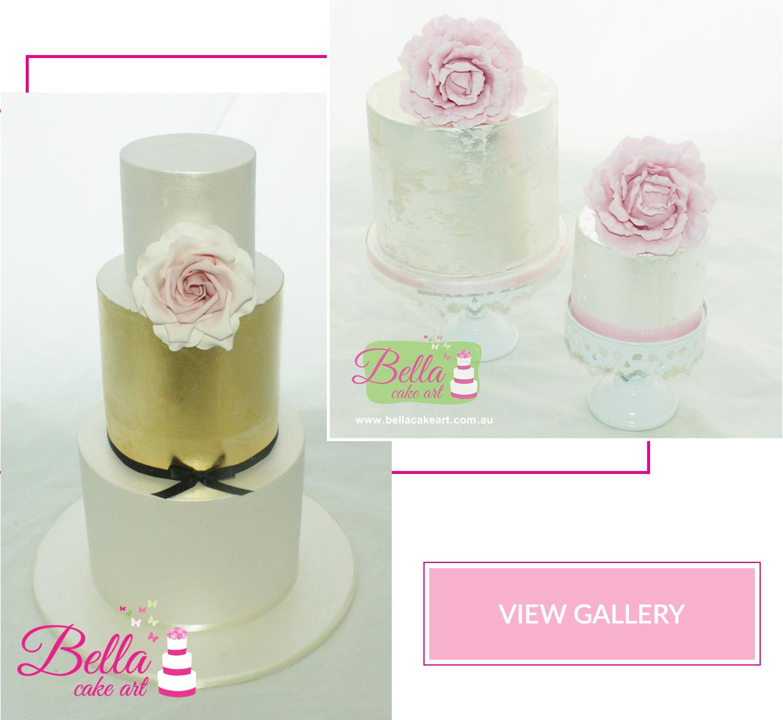 Bella Cake Art – By Kelley Ivan